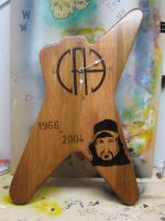 dimebag clock by tvsuck