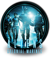 Aliens Colonial marines by xDarkArchangel