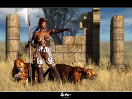Hunters by Fredy3D