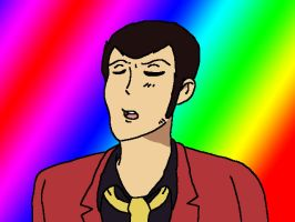 Lupin the third 2 by Irukalover1