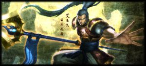 Xin Zhao by AtothaZ7