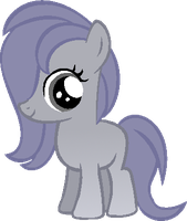 New pony OC again - Silver by Laser-Pancakes
