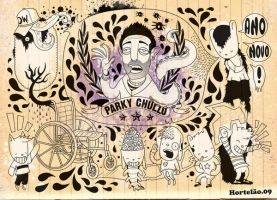 Parky Chullo by Getfuck