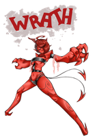 Wrath by Nehis