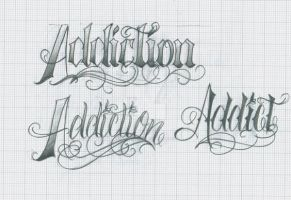 Addiction by 12KathyLees12