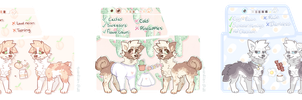 OPEN l doggo ref auction by Sno-berry
