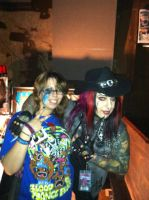 Dahvie Vanity and Me by Tinalbion