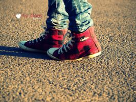 I love my shoes by lucinatorka