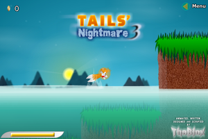 Tails' Nightmare 3: Screenshot 1 by TheBlox