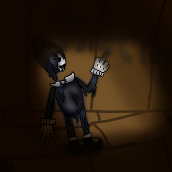 Bendy and the Ink Machine by TheCatcusClub