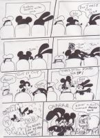 My Seat minicomic by dnxlightangel