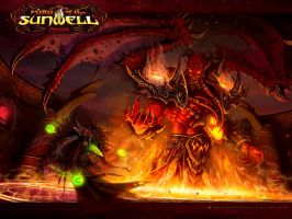 WOW_fury of the sunwell by tahunder