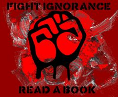 Fight Ignorance by katiejo911