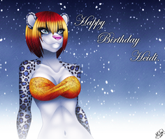 GA: Happy Birthday Heidi! by xXMTeeXx