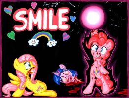 Smile Smile and DIE by Rammzblood