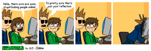 EWCOMIC No. 163 - Online by eddsworld
