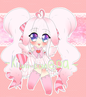 BUNNY ADOPTABLE! CLOSED by Kiwii-tan