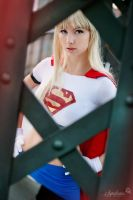 Supergirl by CosplaySymphony
