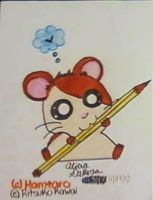 hamtaro by aliciamarie923