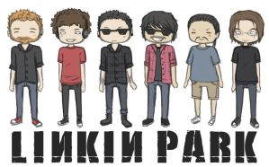 Linkin Park by kuatas