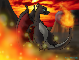 ReBeL The ChArIzArD. by Chipgirl555