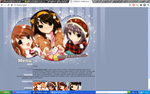 Layout - Merry Christmas by Diversus-site
