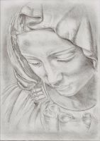 Mother Mary - Pieta by TheSignmaker