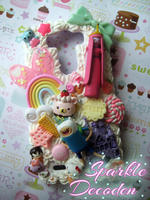 Decoden: Custom Adventure Time LG G3 case by Rose-McSugar