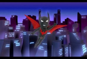 Batman Beyond Jr. by vikung-fu
