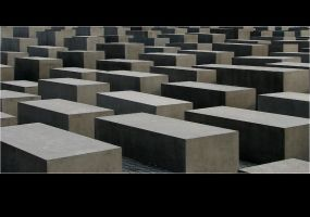 Holocaust Monument Berlin by Rob1962