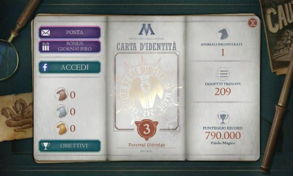 Wizarding World ID by TheLoneCowboy