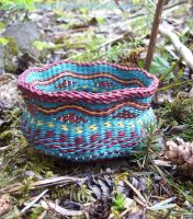 Alaska Joy of Life Basket by alaskabaskets