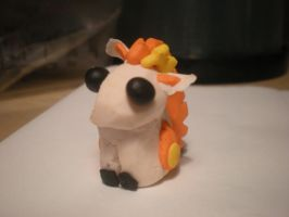 Ponyta Figure by TerryRose