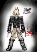 ADL: Ghost Rider by 71ADL17