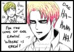 [SnK] Erwin... by Cerealous
