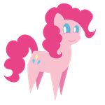 Pinkie smile by Dragonfoorm