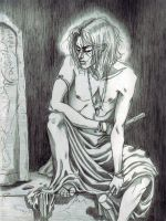 Sketch--Jaeb of Jrunyala by MNat