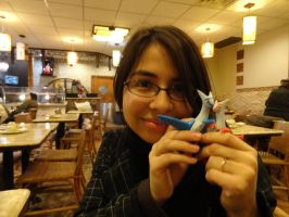 I Has a Latias and Latios o3o by BlueLumi