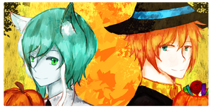 CdR: Happy Halloween! by AltairRia