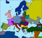 Alternate Europe by NovaHessia