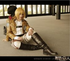 SnK by kaminohime