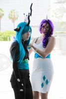 Anime Expo 2013 Day 04 - 156 by HybridRain