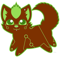 Sticker Orka by Cappies