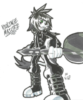 *POINT-COMMISSION*:  Violince Maiore by Armpit-Warrior