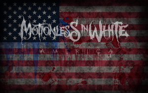 Motionless in White - America by riickyART