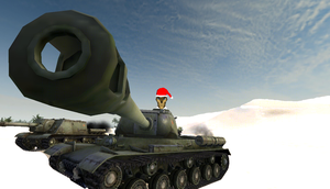 Christmas for World of Tanks by AmericanWolf016