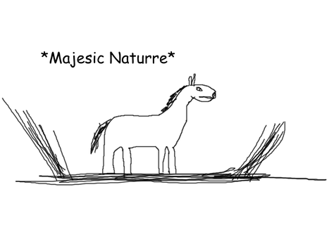 Nature in a natural state by MS-Paint-Fun