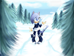 :CE: Winter walk by Kionichan