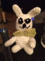 My Alice Cooper Easter Bunny by BendyDivine