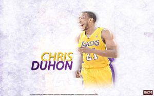 Chris Duhon by pllay1